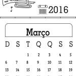 3 março